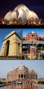Delhi_Montage